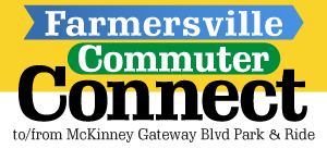 Farmersville Commuter Connect