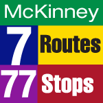 McKinney Ridership Up Again in January