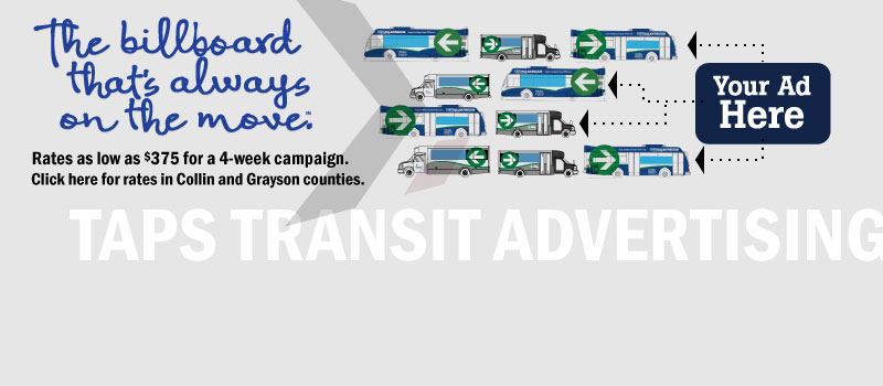 Advertisers Choose Transit