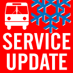 Fixed Route Service Cancelled