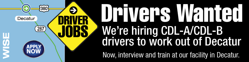 Looking for Drivers in Wise County
