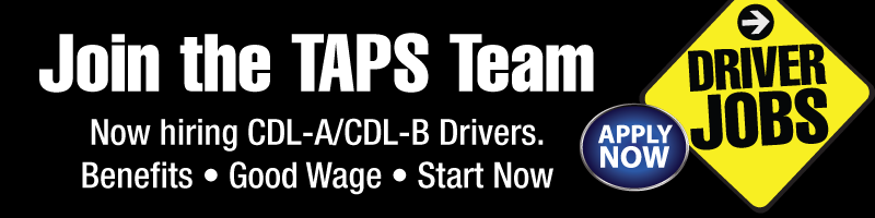 Now Hiring Collin Co. CDL Drivers