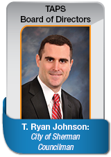 Board Member Ryan Johnson